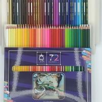 مداد رنگی ۷۲ رنگ مارک ام کیو MQ