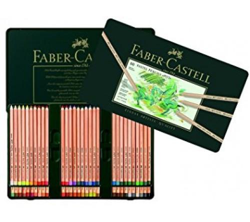 مداد پیت پاستل فابر کاستل 60 رنگ
